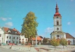 Slovénie       H4       Logatec.Zupnijska Certef SV Nikolaja - Slovénie