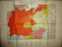 Völker Und Staaten In Mitteleuropa 20er Jahre - Verfasst Von Regierungsrat Dr. Wilhelm Winkler Vorstand Der Institutes F - Karten
