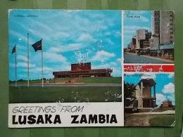 Kov 471 - LUSAKA ZAMBIA - Zambia