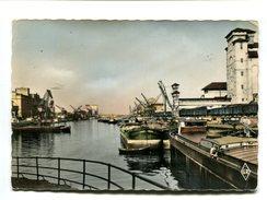 Cp - STRASBOURG (67) - Le Port Du Rhin - Strasbourg