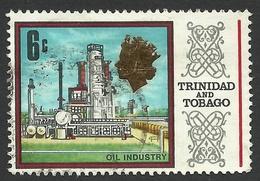 Trinidad & Tobago, 6 C. 1969, Scott # 147, Used - Trinidad & Tobago (1962-...)