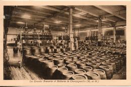 54. Champigneulles. Les Grandes Brasseries Et Malteries. Salle De Soutirage De La Biere En Futs - Andere Gemeenten