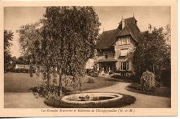 54. Champigneulles. Les Grandes Brasseries Et Malteries. Habitation De L'administrateur Délégué - Andere Gemeenten
