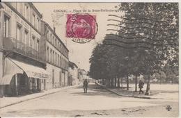 D16 - COGNAC - PLACE DE LA SOUS PREFECTURE (CAFE LES ALLEES) - Cognac