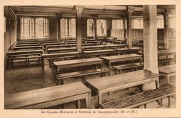 54. Champigneulles. Les Grandes Brasseries Et Malteries. Refectoire Du Personnel - Andere Gemeenten