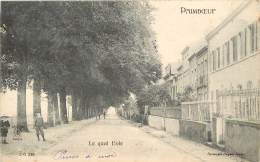 PAIMBOEUF      LE QUAI EOLE    DUGAST - Paimboeuf