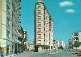 Battipaglia (Salerno, Campania) Via Del Centenario, Rue Du Centenaire, Centenario Street - Battipaglia