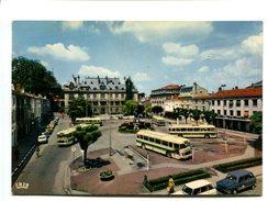 Cp - BAR LE DUC (55) - Place Reggio La Préfecture La Gare Routière - Bar Le Duc