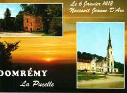 Domrémy La Pucelle, Lot De 10 Cartes, Toutes Scannées - Cartoline
