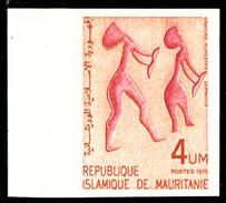 MAURITANIE - N° 333 - Gravures Rupestres. - Archaeology