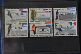 I 387/88 ++ CUBA 2010 BIRDS OISEAUX VOGELS MNH ** - Vogels