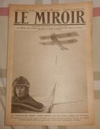 LE MIROIR. N° 213. 23 DÉCEMBRE. 1917. LENINE ET TROTSKY HARANGUANT LE PEUPLE - 1900 - 1949