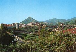 CAVA DEI TIRRENI (Salerno) - Panorama E Monte Castello - Cava De' Tirreni