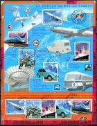FRANCE - Blocs Et Feuillets - Y&T 47 (transport) - Blocs & Feuillets