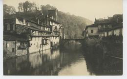 BIARRITZ (environs) - Carte Photo. E. MATHIEU à BIARRITZ - Biarritz