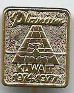 PLANUM KUWAIT Airport, Aéroport Air Line Company Plane Avion Aviation Harbor - Airplanes