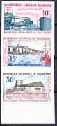 MAURITANIE - N° 272/274 - Développement économique - Non Dentelé - Bord De Feuille - Luxe - Mauritania (1960-...)