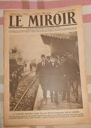 LE MIROIR. N° 215. 6 Janvier. 1918. NOS SOLDATS SE BATTENT AUSSI AU MAROC - Livres, BD, Revues