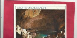 Cpm. GROTTES DE CHORANCHES - PONT EN ROYAN . SALLE DE LA CATHEDRALE . NON ECRITE - Pont-en-Royans