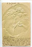 Kirchner ? Femme Art Nouveau - Illustrateurs & Photographes