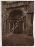 Nîmes. 3 Photos Vers 1900. - Lieux