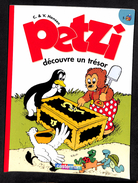 Petzi Découvre Un Trésor - N°5  - CASTERMAN - C. & V. Hansen - 2005 - Très Bon État - Petzi