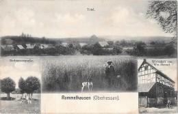 ROMMELHAUSEN  (Oberhessen ) - Unclassified