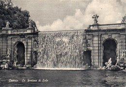 Caserta - La Fontana Di Eolo - Caserta