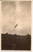 "Dirigeable "" Graf Zeppelin "" Photographie 1932 - Aviation"