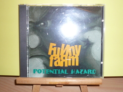 "Funny Farm""CD Album""Potential Hazard"" - Hard Rock & Metal"