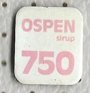 OSPEN Sirup - PHARMACY Medical , Pharmaceutical Factory KRKA -Novo Mesto (Slovenia) Yugoslavia - Médical