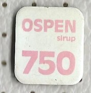 OSPEN Sirup - PHARMACY Medical , Pharmaceutical Factory KRKA -Novo Mesto (Slovenia) Yugoslavia - Medical