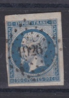 FRANCE  :   PC  1926 MAUBOURGUET  (63)   Sur Empire 14 - Marcophilie (Timbres Détachés)