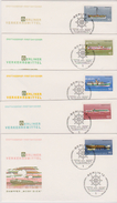 Berlin FDC1975 MiNr 483 - 487  Berliner Verkehrsmittel Personenschiffahrt ( K 32 )  Günstige Versandkosten - FDC: Briefe