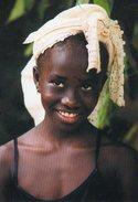 Jeune Fille Africaine - Africa