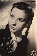 Autographe De Marie Josée Neuville - Autographes