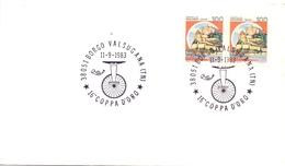 VALSUGANA ITALY 16° COPPA D'ORO   1983 GEN170051) - Ciclismo