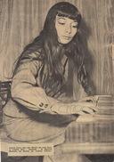 Autographe De Juliette Greco - Autographs