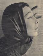 Autographe De Juliette Greco - Autographes