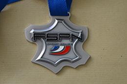 Médaille De L'équipe De Handball De La Fédération Sportive De La Police Nationale --- 2011 --- Pour Collectionneur - Balonmano