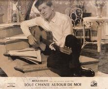 Autographe De Mouloudji