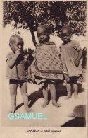 Afrique - Zimbabwe - Zambie - Zambèze - Bébés Indigènes - Edit. Missions Evangéliques. - (voir Scan). - Zambie