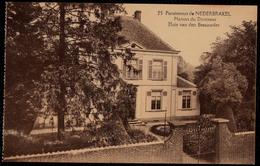 NEDERBRAKEL - PENSIONNAT - Huis Van De Directeur - Mooie Staat - Zie Ook Mijn Andere Kaarten Nederbrakel - Brakel