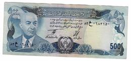 Afghanistan 500 Afghanis 1973 / 1352 - Afghanistan