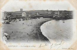 22)  SAINT  QUAY  - Vue Générale De La Plage - Saint-Quay-Portrieux