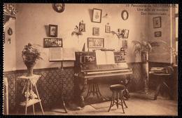 NEDERBRAKEL - PENSIONNAT - Salle De Musique - Piano - Mooie Staat - Zie Ook Mijn Andere Kaarten Nederbrakel - Brakel