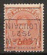 Koning Albert I Nr. 135 Voorafgestempeld Nr. 2643 LEUVEN 1921 LOUVAIN In Positie D ; Staat Zie Scan !