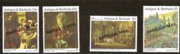 Barbuda Mail 1992 Yvertn° 1282-1289 *** MNH Cote 40,50 Euro Granada '92 Grenade - Antigua Et Barbuda (1981-...)