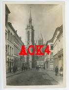TOURNAI Doornik Occupation Allemande Hainaut Etappe AOK6 Beffroi Cathedrale Eglise 1917 - Guerre, Militaire