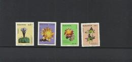 O) 1971 BOLIVIA, CACTUS, SET MNH - Bolivia